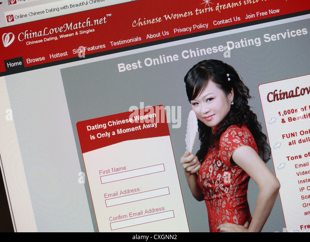 Chinese online dating sites