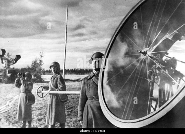 Post searchlight second stock photos post searchlight second stock soviet soldiers keep watch at a searchlight point of seargant bayev aloadofball Choice Image