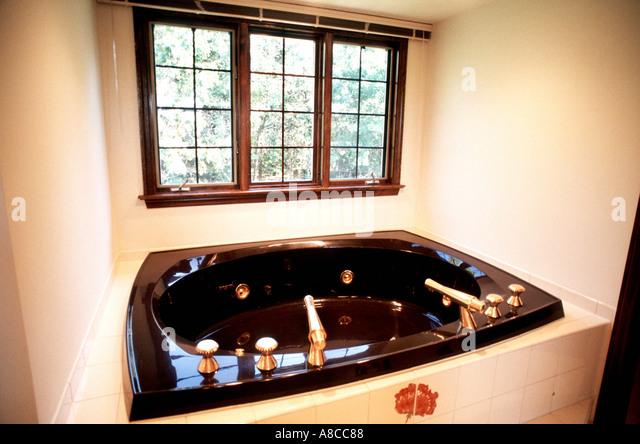 Custom House Interior Pittsburgh PA USA American Whirlpool Tub In Custom  U0027Luxury Interiorsu0027 U0027