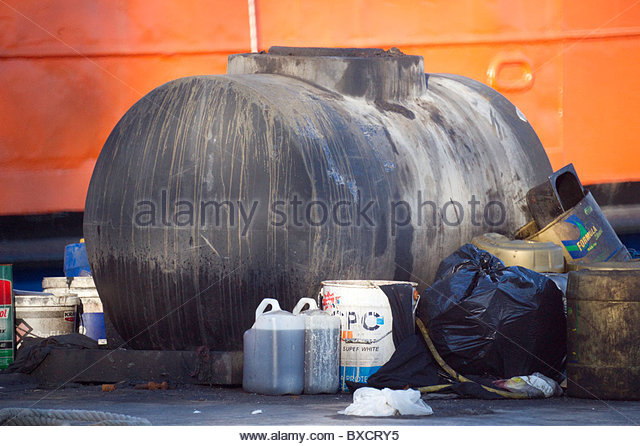 Motor oil recycling stock photos motor oil recycling for Motor oil storage container