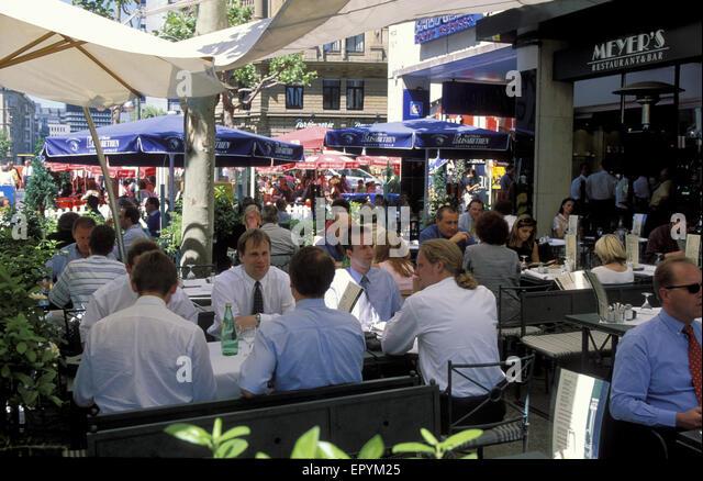 Fressgass Frankfurt Cafe