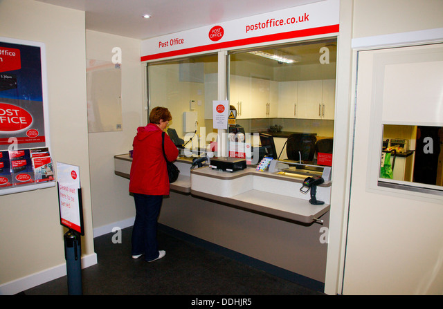 post office uk counter stock photos post office uk counter stock images alamy. Black Bedroom Furniture Sets. Home Design Ideas
