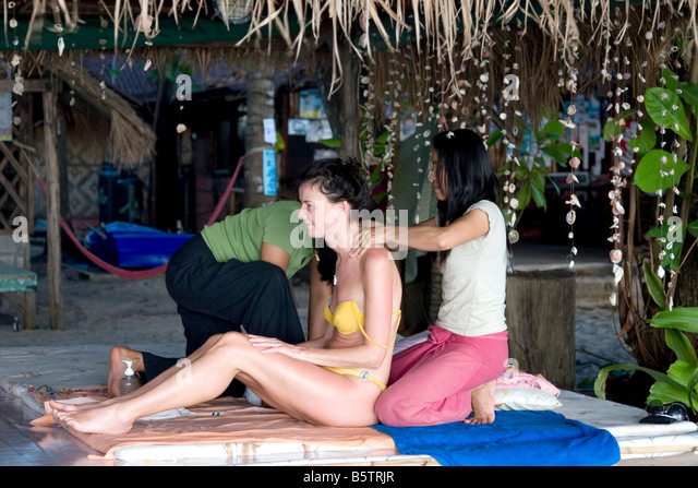 massage in thailand for women Sunshine Coast