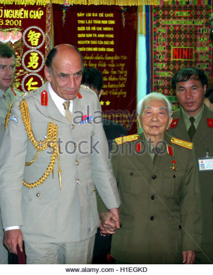 a description of senior general vo nguyen giap An officer and a gentleman: general vo nguyen giap as for the last several years i have been studying the career of senior general [d'ai t'o'ng] vo nguyen giap.