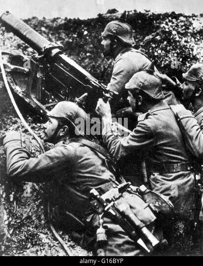 Image result for ww1 german MACHINE GUNNERS