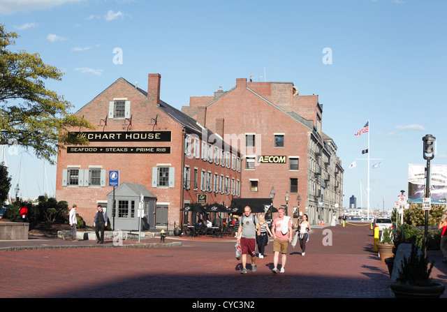 chart house boston menu