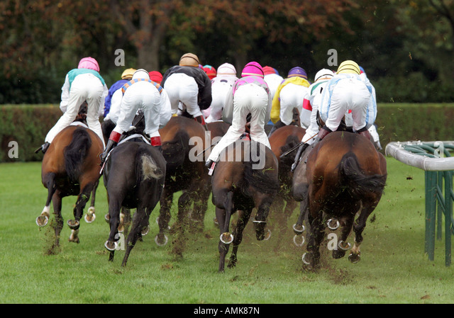 horse racing paris