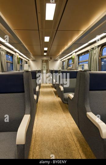 Inside Train Compartment Stock Photos Amp Inside Train
