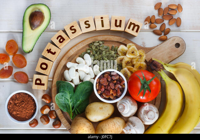 What Foods Are High In Potassium Iodide