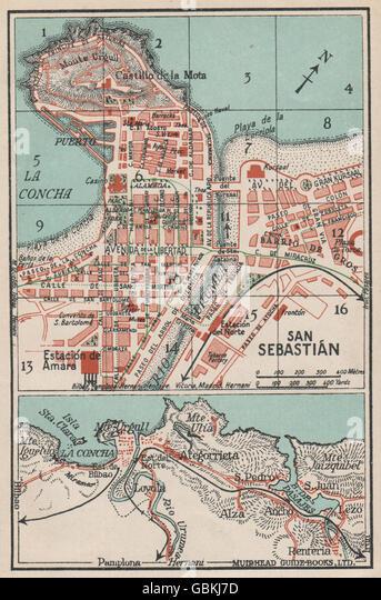 Spain Map Plan Stock Photos & Spain Map Plan Stock Images - Alamy