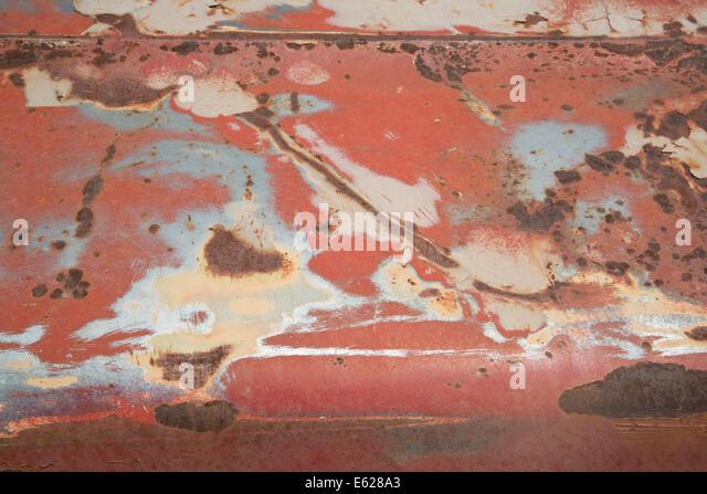 Repairing Faded Car Paintwork
