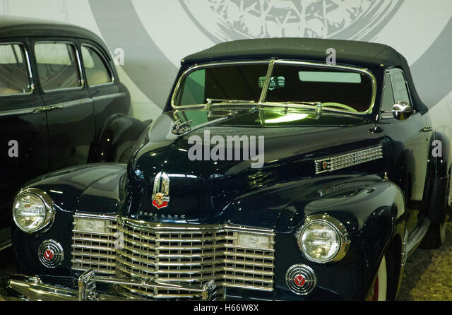 1941 stock photos 1941 stock images page 10 alamy for Cadillac motor car company