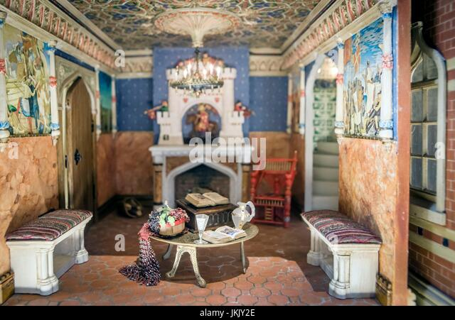 Newby House Interiors The Best House Open A Room In A Dolls House Created  By MiniaturistNewby House Interiors Latest Gallery Photo Part 98