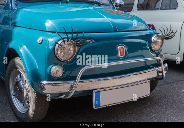 oldtimer fiat 500 stock photos oldtimer fiat 500 stock images alamy. Black Bedroom Furniture Sets. Home Design Ideas