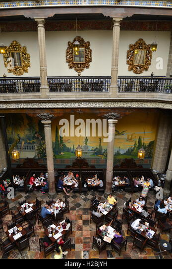 Sanborns stock photos sanborns stock images alamy for Sanborns centro historico