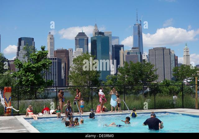 Swimming Pool Children Crowd Stock Photos Swimming Pool Children Crowd Stock Images Alamy
