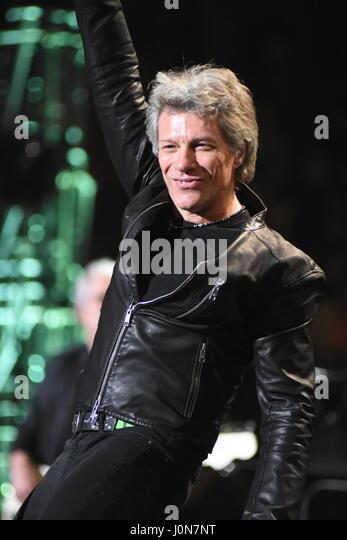 Jon Bon Jovi New York Stock Photos Jon Bon Jovi New York Stock Images Alamy