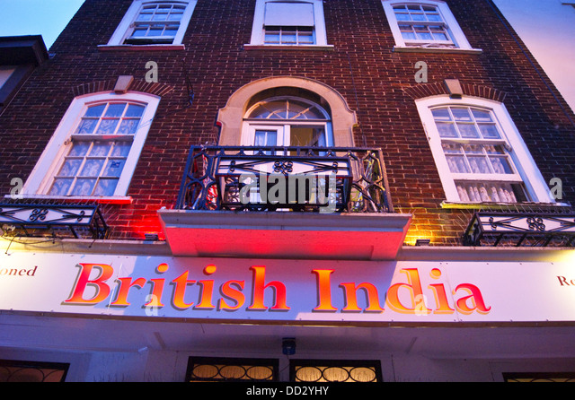 Indian Restaurant Frinton