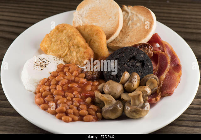 how to cook mushrooms for english breakfast