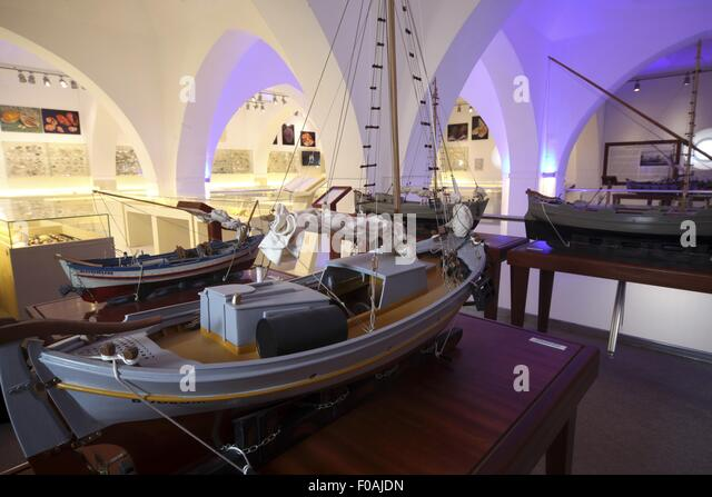 Museum Of Underwater Archaeology Stock Photos & Museum Of ...