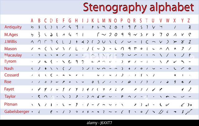 Shorthand Stock Photos Shorthand Stock Images Alamy