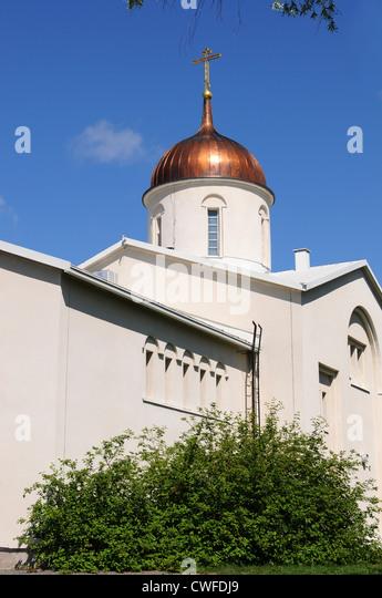 Kloster i finland
