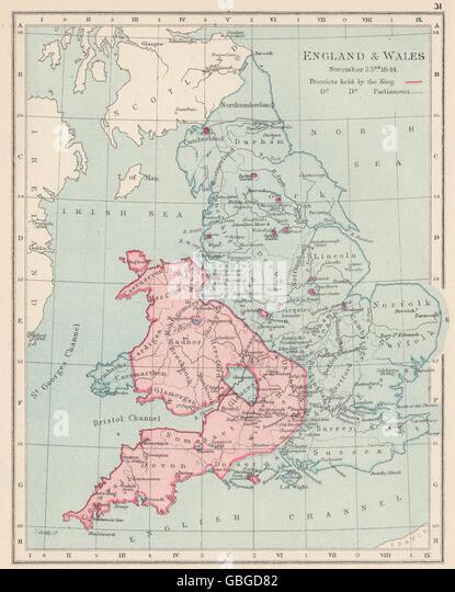 Great Britain Map War Stock Photos  U0026 Great Britain Map War