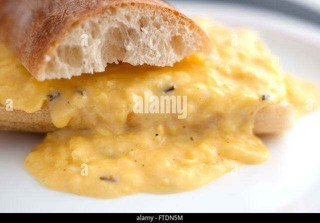 Scrambled eggs stock photos scrambled eggs stock images for French style scrambled eggs