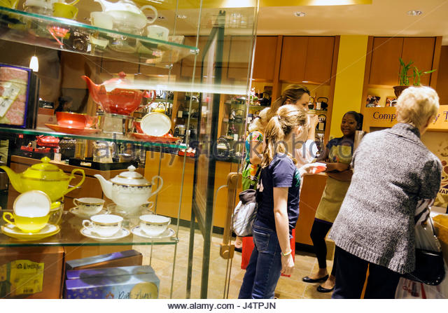 Teavana stock photos teavana stock images alamy Starbucks palm beach gardens