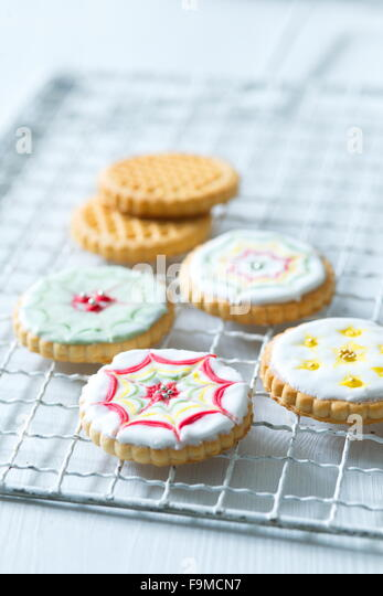 Christmas Cake Decorating Czech Stock Photos & Christmas ...