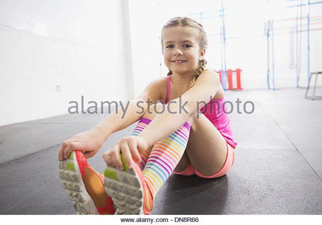 girl woman stretching nn