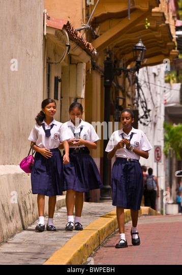 Panama Girls Stock Photos & Panama Girls Stock Images - Alamy