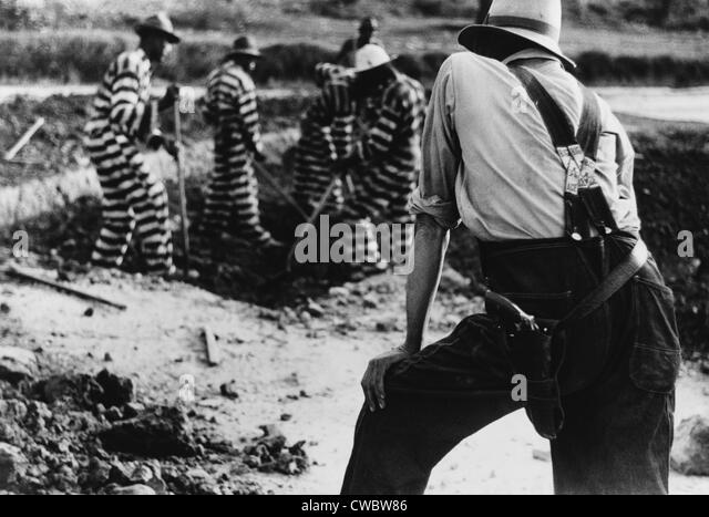 Chain Gang Stock Photos & Chain Gang Stock Images - Alamy Pictures Of Prisoners In Chains