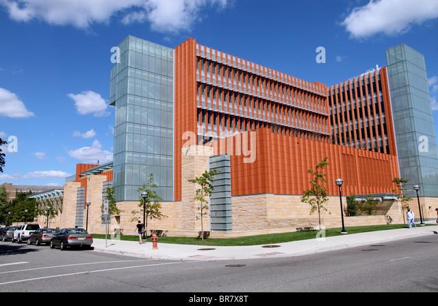 University Of Michigan Ann Arbor, Business School   Stock Image