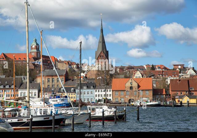 Flensburg Harbours Stock Photos & Flensburg Harbours Stock ...