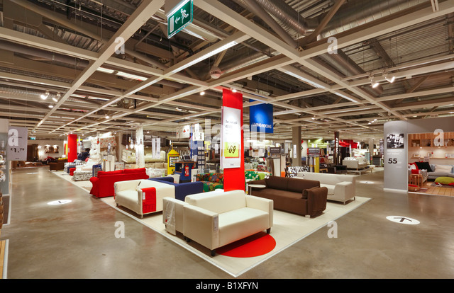 Ikea Furniture Store In Coventry   Stock Image