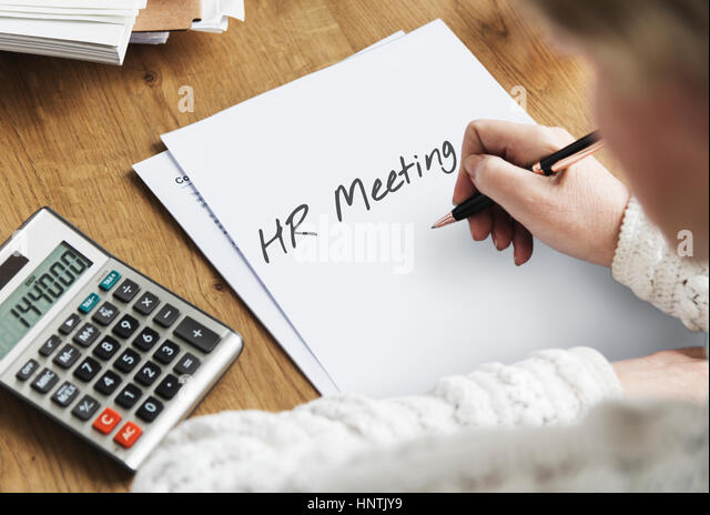 man of letters hr meeting stock photos amp hr meeting stock images alamy 23566