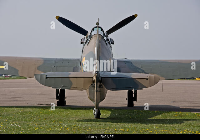 Hawker Hurricane Mk.IIc LF363 BBMF - Stock Image & Hurricane Mk Iic Stock Photos u0026 Hurricane Mk Iic Stock Images - Alamy