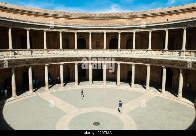 Palacio De Carlos V Stock Photos & Palacio De Carlos V Stock Images - Alamy