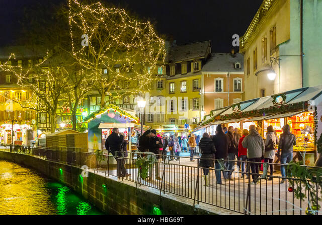Alsace market stock photos alsace market stock images for Blue piscine colmar