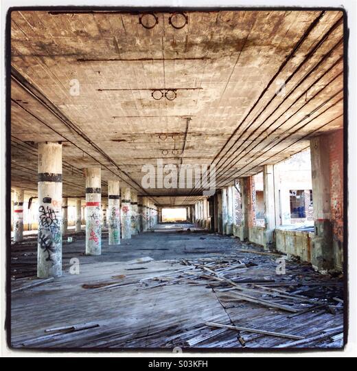 Abandoned Detroit Stock Photos & Abandoned Detroit Stock