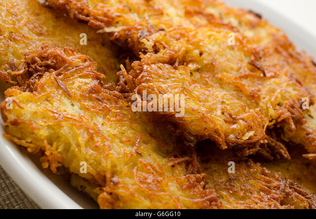 how to make potato fritters crispy