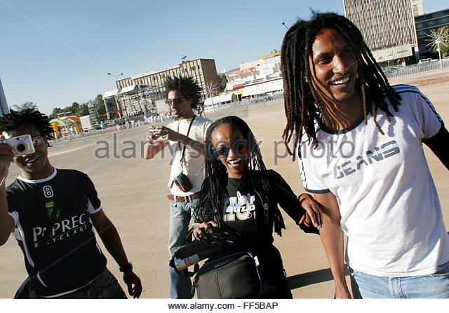 Ethiopians Prophets Black Dymond Band Babylon Cant Escape