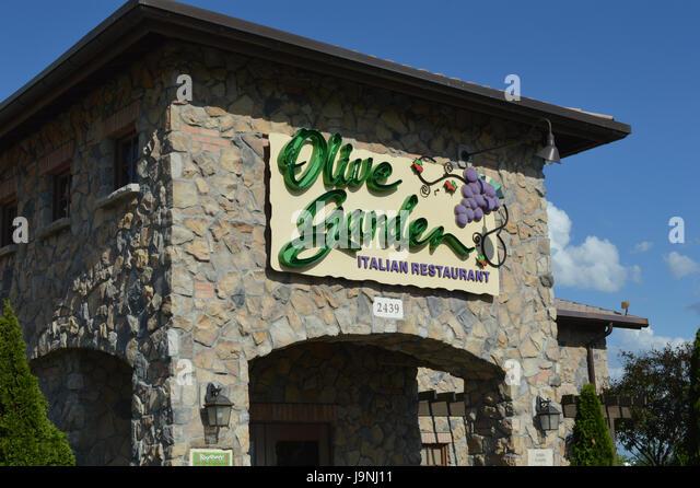 Olive Garden Restaurant Stock Photos Olive Garden Restaurant Stock Images Alamy
