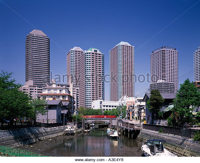 japan tokyo skyscrapers bridge - photo #28