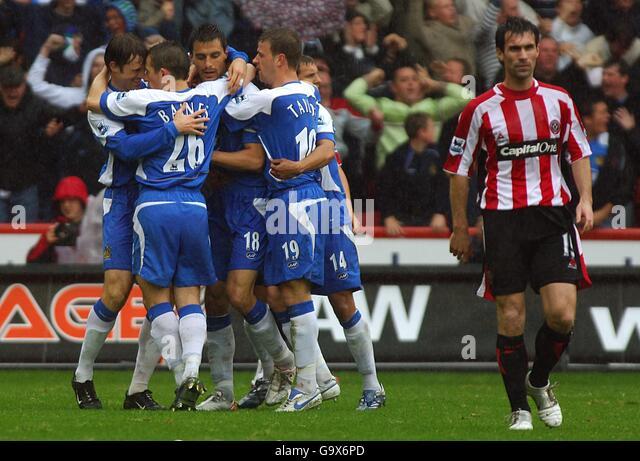 Sheffield United Team Group Stock Photos & Sheffield ...