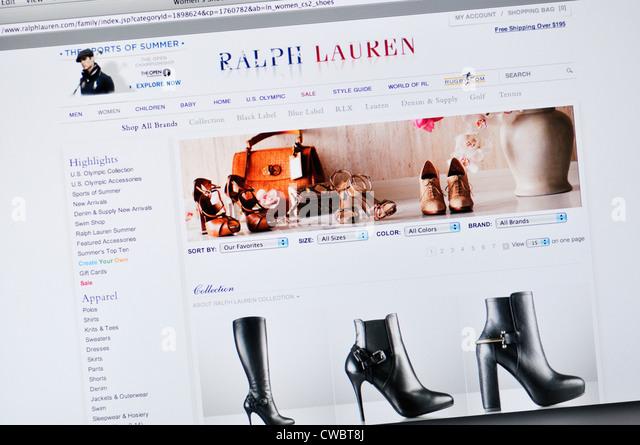 lauren designer ralph lauren websites