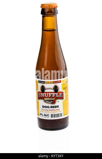 Snuffle Dog Beer Australia