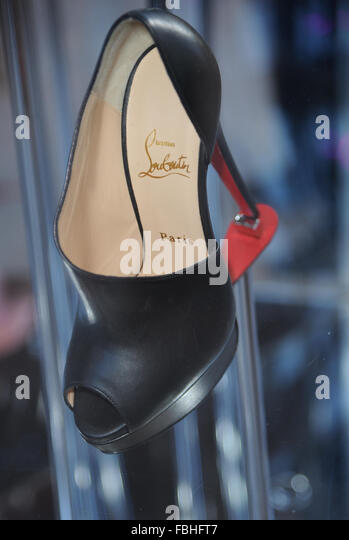 Christian Louboutin Shoes Stock Photos \u0026amp; Christian Louboutin Shoes ...