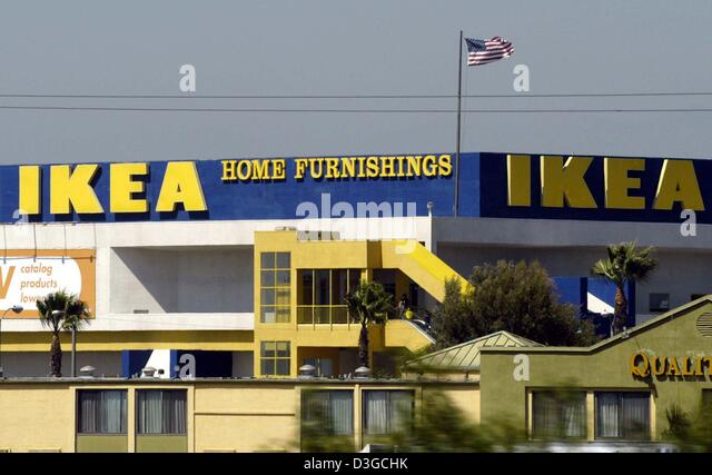 Ikea store usa stock photos ikea store usa stock images for Ikea locations los angeles